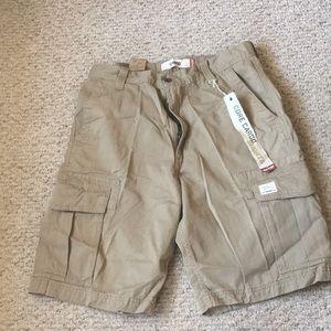 Levi's cargo shorts size 34
